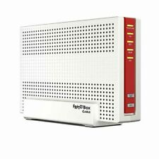 Neues AngebotOriginal FRITZBox 6591 Cable WLAN Router 4 x 4 WLAN 6 Gigabit/s