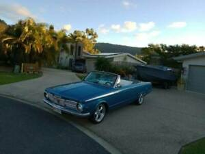 valiant plymouth signet 200 convertable v8  awesome car