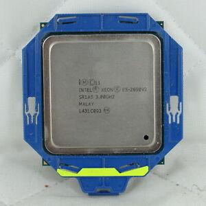 HP PROLIANT SERVER XEON E5-2690 V2 10 CORE 3.0GHZ PROCESSOR 730234-001 SR1A5
