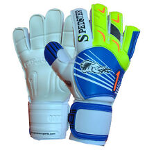 Spedster UNO soccer goalie glove with finger safety size 9