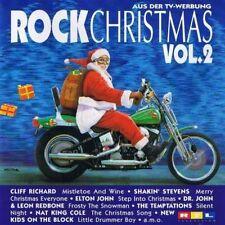 Rock Christmas 02 (1992) New Kids on the Block, Cliff Richard, Errol Brow.. [CD]