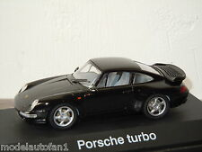Porsche 911 993 Turbo van Schuco 1:43 in Box *24065