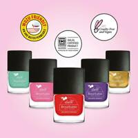 IBA Nail Color | Polish | Breathable Air Water Permeable | Halal Wuzu Friendly