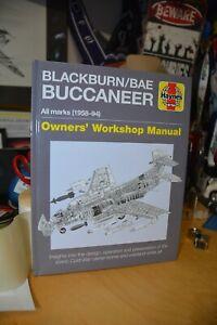Blackburn Buccaneer Manual By Keith Wilson book Owners workshop NEW