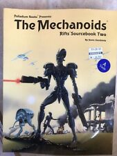 The Mechanoids Rifts sourcebook 2 two