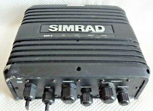 SIMRAD BSM-2 BROADBAND SONAR MODULE - FISHFINDER SOUNDER UNIT