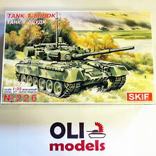 1/35 Russian T-80UDK Command Main Battle Tank - SKIF 226