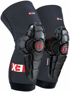 G-Form Pro-X3 Knee Guards - Gray, Medium