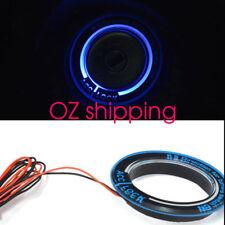 Blue LED Ring Start Key Remote For Ford Everest Ranger T6 Px2 Mk2 2012-2017