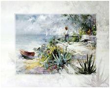 Willem Haenraets Poster Kunstdruck Bild 2er Set Hoffnung am Horizont 24x30 cm