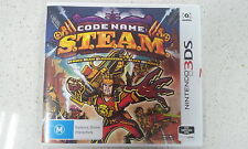 Code Name S.T.E.A.M (Steam) 3DS/2DS Game Nintendo Brand New