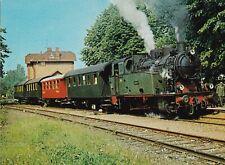 DEW Dampfzug Lok Mevissen bei Rinteln Nord