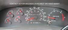1999 Ford F250 F350 7.3L Diesel Instrument Gauge Cluster Speedometer *PICK MILES