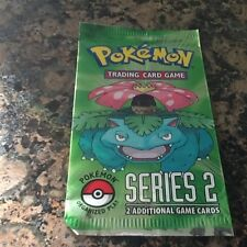 POKEMON POP SERIES 2 PROMO CARD SEALED BOOSTER PACK BRAND NEW Out Of Print