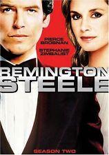 REMINGTON STEELE: The Complete Season Two 2 (4-Disc DVD Set) Pierce Brosnan NEW