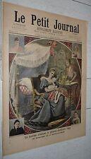 PETIT JOURNAL 1895 TSARINE ALEXANDRA OLGA RUSSIE / ECOLE SUPERIEURE DE LA GUERRE