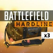 3 Battlepacks de oro de Battlefield Hardline DLC PS4