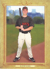 """2010  TOPPS   """"TURKEY RED""""   #TR91  BUSTER POSEY"""