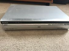 Sony RDR-HXD870 DVD/REGISTRATORE HDD CON freeview., USB, HDMI