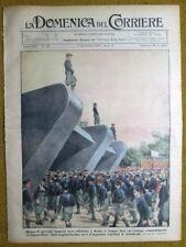 La Domenica del Corriere 17 settembre 1933 Roma - Londra - Mosé di Rossini