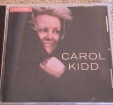 Carol Kidd - Carol Kidd Debut CD