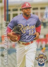 2016 Frisco RoughRiders Sharnol Adriana Texas Rangers CO