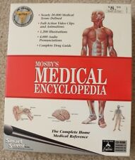 MOSBY'S MEDICAL ENCYCLOPEDIA (NEW in Retail box, sealed)