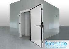 Kühlzelle, Kühlhaus, Kühlraum 3,50m x 3,50m x 2,15m