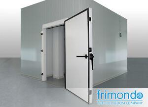 Kühlzelle, Kühlhaus, Kühlraum 1,50m x 2,50m x 2,15m