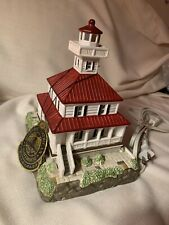 Geo. Z. Lefton -New Canal 14920 Historic American lighthouse -New Orleans 1814