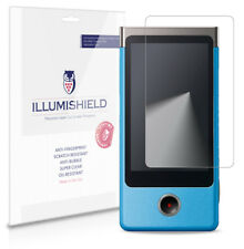 iLLumiShield Anti-Bubble/Print Screen Protector 3x for Sony Bloggie Touch