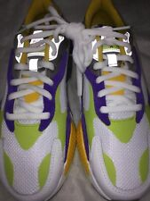 PUMA RS-X Level Up Men's  White Sneakers Size 8 **NEW**