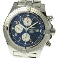 BREITLING Super Avenger Chronograph A13370 Automatic Men's Watch_471803