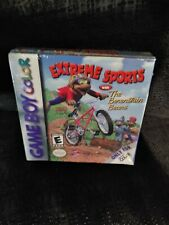 Extreme Sports With The Berenstain Bears Nintendo Game Boy Color Sealed