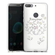 HTC Desire 12 Plus Silikon Hülle Case Handyhülle - Marie cute