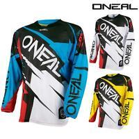 O'Neal Hardwear Jersey Flow Jag Motocross Enduro MX Moto Cross Quad Offroad MTB