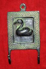 Duck Design Hook Brass Vintage Style Handmade Clothes Towel Tie Key Hook Hanger