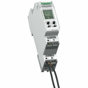 Schneider CCT15854 Programmable Digital Time Switch 24h 7 Day 1 Channel 230v