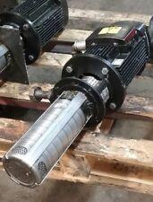 Grundfos Pump CRK4-70/7A-W-A-AUUV_CRK470/7AWAAUUV_Motor ML90FA-2-182TC-H3