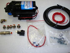 ACQUA INIEZIONE KIT BOOST POWER TURBO COOLER Compressore MESSA PUNTO