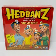Hedbanz Picture Guessing Board Game New Families and Kids Age 7+ Family Game