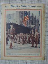 The War Illustrated #146 (Wavell, Chetniks, Midway, Libya, Burma, Calcutta, WW2)