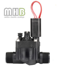 """Hunter PGV 101 MMB  1"""" Kugelventil AG/AG mit Durchflussregulierung Magnetventil"""