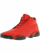 Nike Men s Jordan Horizon Fabric Basketball Shoe Gym Red Black Size 12 78c87a895
