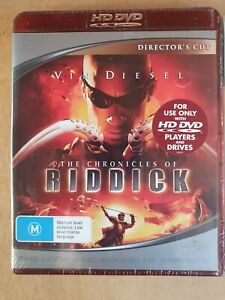 The Chronicles of Riddick - Vin Diesel - HD DVD new sealed