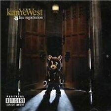 Kanye West Late Registration CD 16 Track European Roc a Fella 2005
