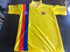 Camisetas de fútbol de clubes españoles para hombres amarillo