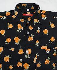 Geblümte Signum Herren-Freizeithemden & -Shirts mit Kentkragen