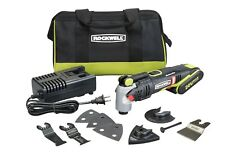 Rockwell RK2701K Sonicrafter 11 Piece Oscillating Multi-Tool