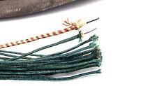 Oldest Western Electric wax soild wire green 22Ga 2meter*1pcs